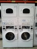 For Sale Speed Queen Stacked Gas Washer/Dry​er STGT79WN Used