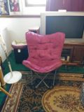 Fold up chair. Excellent condition