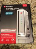 Motorola SURFboard eXtreme Cable Modem DOCSIS 3.0
