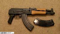 For Sale: Serbian Ak-47 pistol