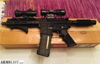 For Sale: FedArms AR Pistol