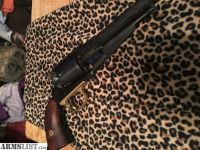 For Sale: Cap and ball pistol