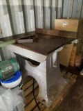 Rare Baxter Whitney Sliding Table Dual-Arbor Saw