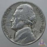 COIN COLLECTORS2- 1941 Jefferson Nickels w mint mark (Kyle)