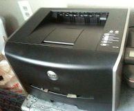 supergood Dell 1720 Laser black printer, small office size with spare toner