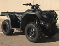 2015 Honda FourTrax Rancher ES Utility ATVs Plano, TX