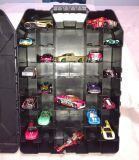 Hot Wheels Case with Cars/Trucks