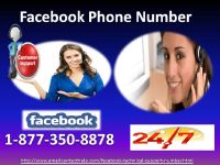 Send messages on iPhone via Facebook Phone Number 1-877-350-8878