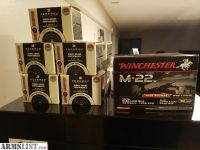 For Sale: 22LR ammo in stock...325rd boxes