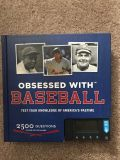 Obsessed with Baseball Trivia Book