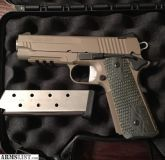 For Sale: Sig Scorpion 1911 Carry Edition