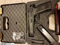 For Sale/Trade: CZ P09 40s&w