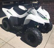 2017 Kawasaki KFX50 Kids ATVs Plano, TX