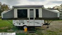 For Sale: 2014 Rockwood Freedom pop up camper