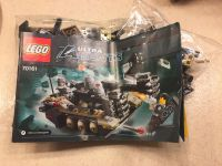 New without box LEGO ultra agents tremor track infiltration