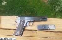 For Sale: colt 1911 us army 1918 1911a1