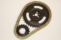 Find Small Block Chevy Single Roller Timing Chain & Gears Set SBC 1987-95 motorcycle in Melbourne, Florida, United States, for US $59.99