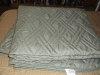 FULL SIZE GREEN QUILT