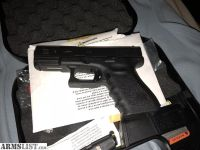 For Sale: Glock 19 - 9mm Black - BBL 4 inches