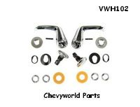 Buy 67 CAMARO VENT WINDOW PIVOT STUD & HANDLE KIT 1967 motorcycle in Bryant, Alabama, US, for US $79.95