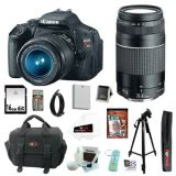 Camera and accessories bundle