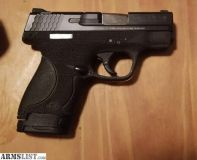 For Sale/Trade: S&W Shield 9mm