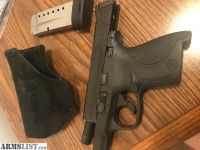 For Sale: Smith & Wesson - M&P Shiled 9mm