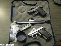 For Sale/Trade: Beretta Pocket pistols