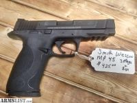 For Sale: S&W M&P .45 3mags