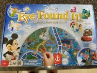 Eye found it. Missing 2 ear markers and 2 cards