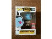 Funko Pop! Star Wars Rebels GRAND ADMIRAL THRAWN 170