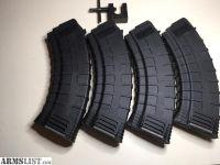 For Sale: 4-30 rnd Tapco 7.62x39 magazine,plus Tapco windage/elevation tool