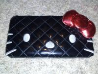 Reduced Hello Kitty Clutch  Bling Western wallet