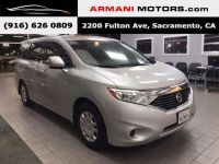 2012 Nissan Quest 3.5 S 4dr Mini Van
