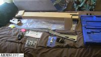 For Sale: M6 SPRINGFIELD 22/410 STAINLESS STEEL SURVIVAL RIFLE COLLECTOR KIT