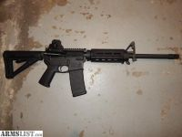 For Sale: Mag Tactical AR15 with Colt barrel