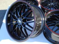 Buy 18 BMW 1 3 Series 128i 135i 318ti 325xi 328i 330ci Z3 Z4 5x120 Staggered Wheels motorcycle in Marysville, California, US, for US $379.00