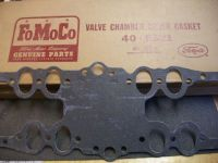 Sell NOS FORD SCRIPT FLATHEAD 1932-42 40-6521 INTAKE MANIFOLD GASKET BOX NOT INCLUDED motorcycle in Golden Valley, Arizona, United States, for US $31.24