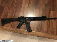 For Sale/Trade: Smith &Wesson AR-15-22