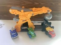 Tonka s Chuck & Friends Playset with 3 Tonga Trucks! Great Condition! All for $7