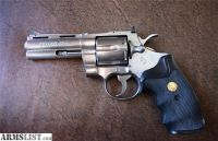"""For Sale: Colt Python 4"""" Stainless Beauty 1991"""