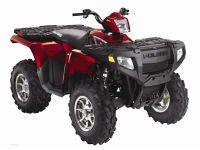 2008 Polaris Sportsman 800 EFI H.O. Utility ATVs Statesville, NC