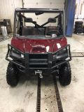 2017 Polaris Ranger XP 1000 EPS Ranch Edition Side x Side Utility Vehicles Rushford, MN