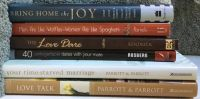 Marriage Books - Lot of 6 - ALL NEW