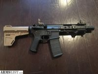 For Sale/Trade: Anderson Manufacturing 7.5 AR Pistol