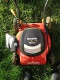 Homelite Corded Electric Mower 18 Inch  _ lawn mower