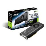 ASUS Geforce GTX 1060 6GB Turbo Edition VR Ready Dual HDMI 2.0 DP 1.4 Auto-Extreme Graphics Card...