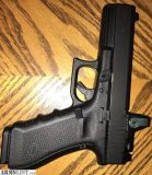 For Sale/Trade: Glock 17 mos with rmr-08 dual illuminated sight