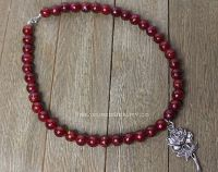 Red Handmade Necklace