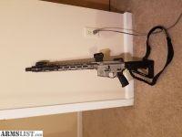 For Sale/Trade: Sig M400 Titanium